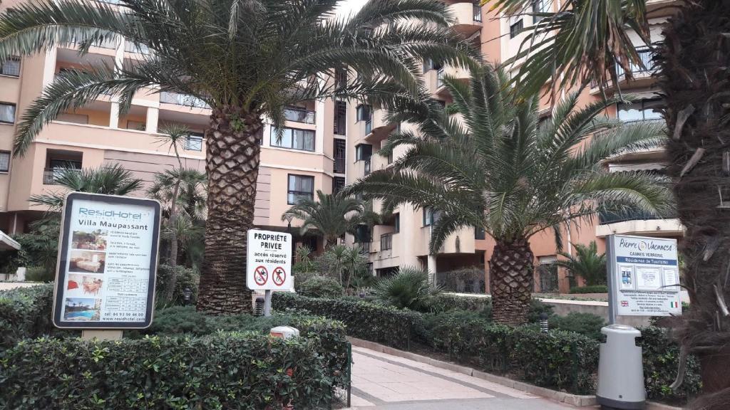 Appartement Palm d'Azur room 3